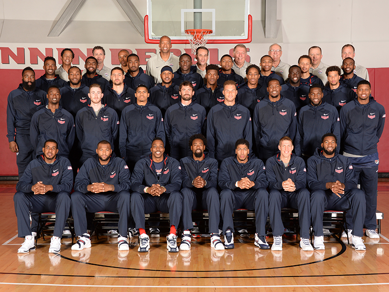 2015 USA Basketball Men's National Team