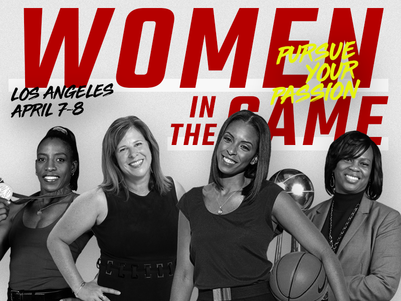 LA Women in the Game Speakers