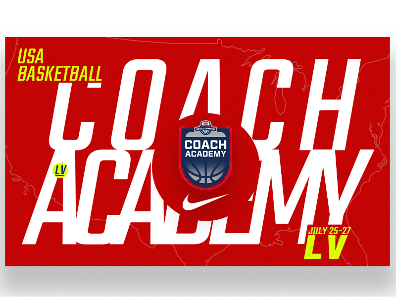 2018 USA Basketball Las Vegas Coach Academy