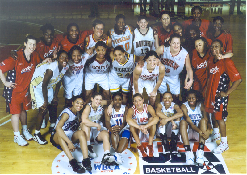 2002 USA Basketball Women's National Team