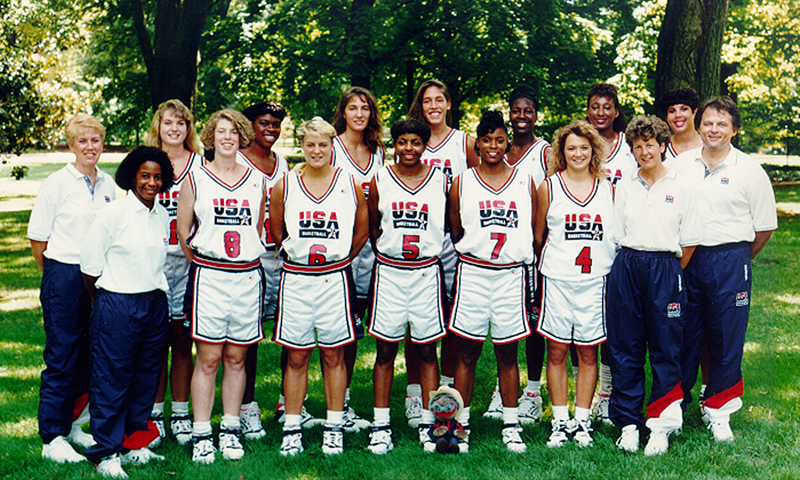 1993 USA Women's Junior World Championship Team
