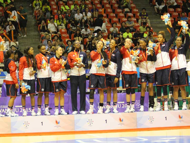Women's World University Games Team