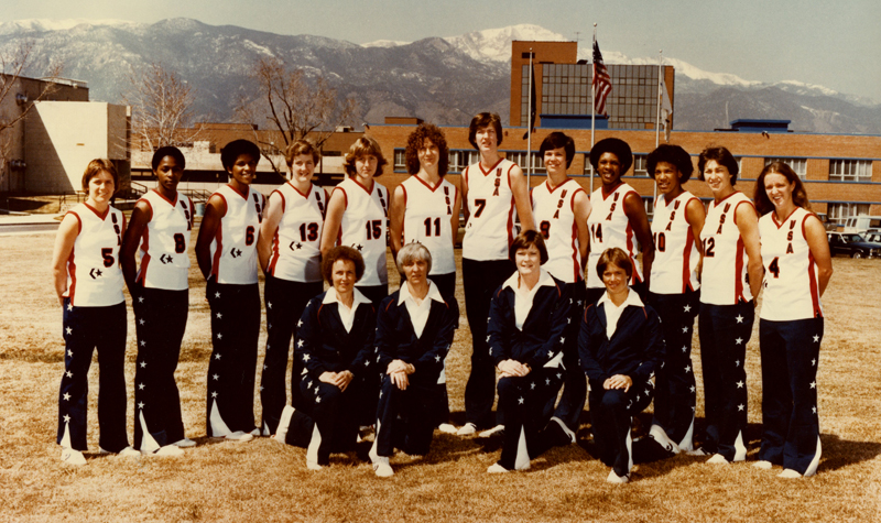 1980 U.S. Olympic Women's Basketball Team