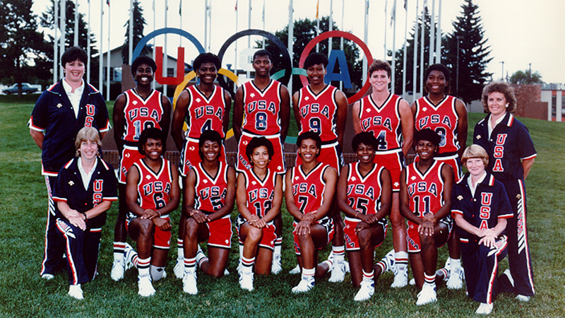1987 USA Women's World University Games Team