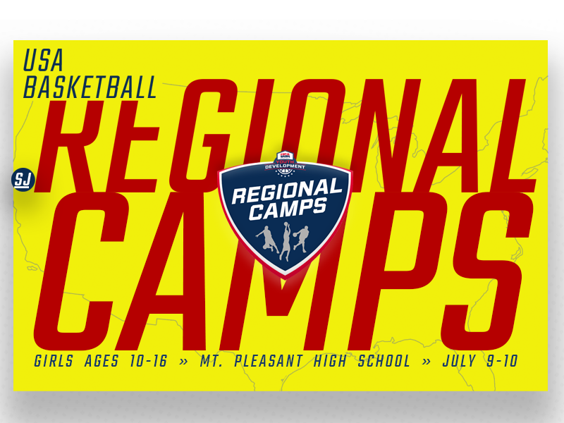 San Jose Girls Regional Camp