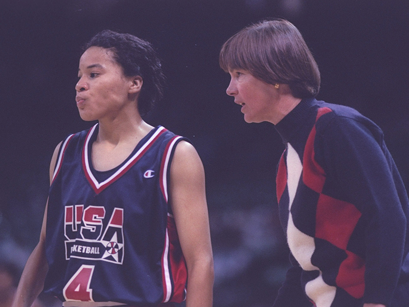 08 1994 wwc dawn staley GettyImages 351503jpg