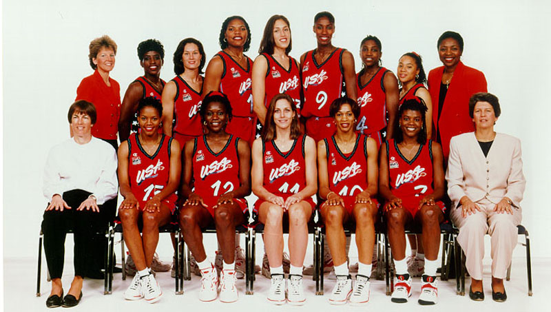 1996 U.S. Olympic Women's Basketball Team
