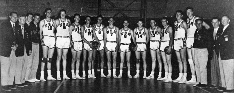 1952 U.S. Olympic Men's Basketball Team