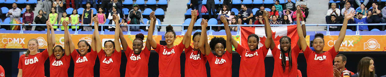 USA Basketball Women's U18 National Team