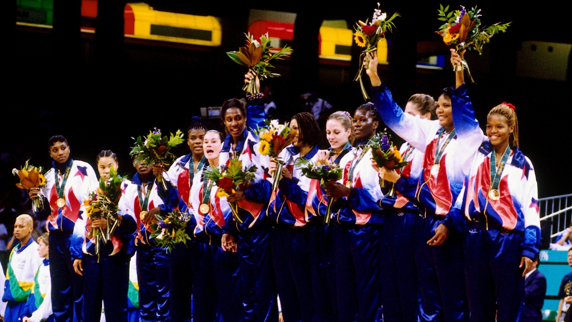 1996 US Women's Olympic BAsketball Team