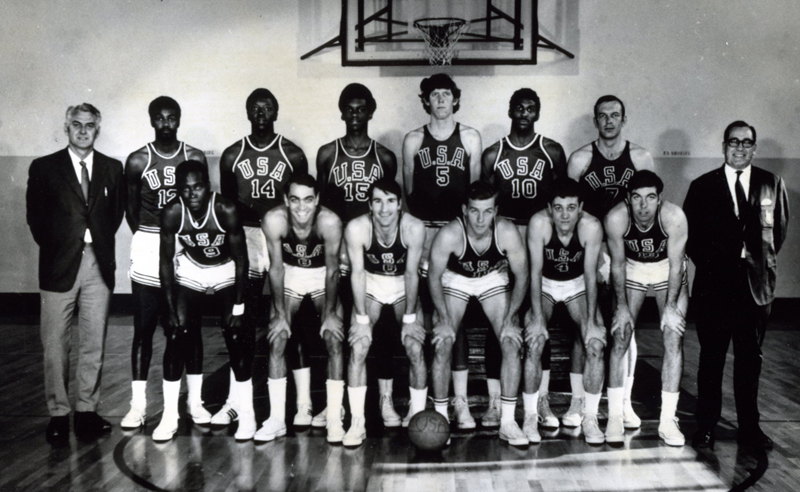 1970 USA Men's World Championship Team