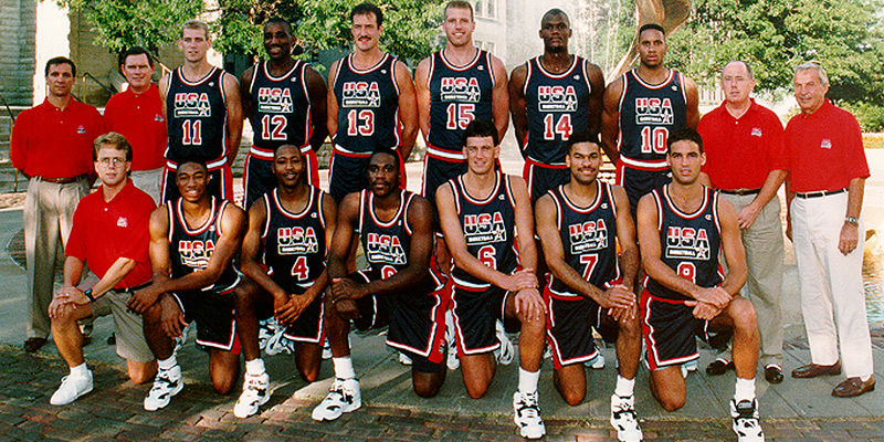 1993 USA Men's World Championship Qualifying Team