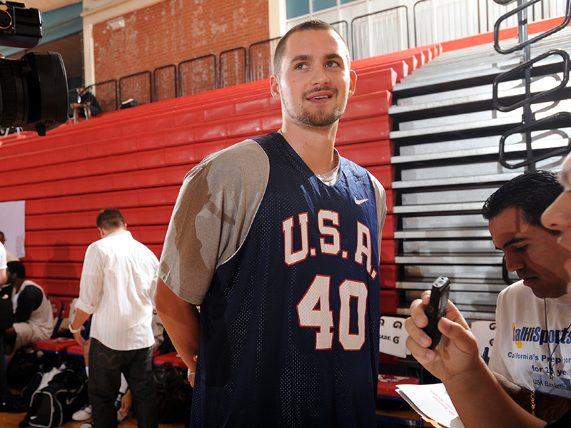 04 2009 mnt camp kevin love GettyImages 89530616jpg