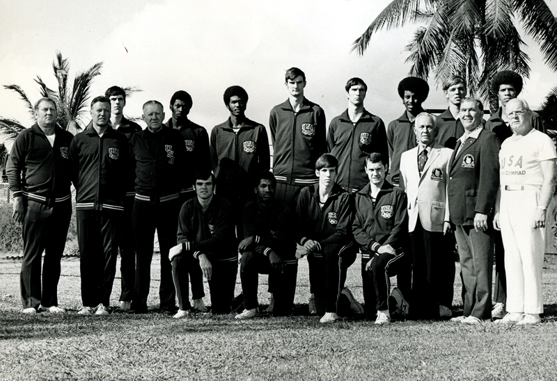 1972 U.S. Olympic Men's Basketball Team