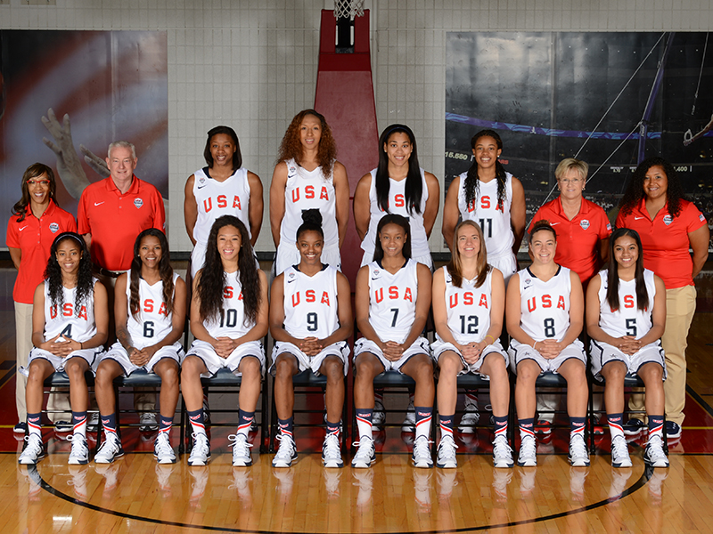 2015 USA Women's World University Games Team