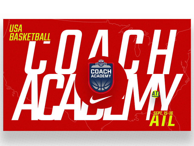 USA Basketball Atlanta Coach Academy