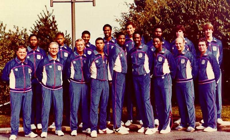 1980 U.S. Olympic Men's Basketball Team