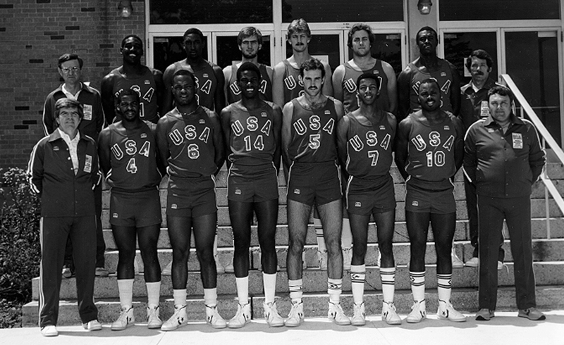 1981 USA Men's World University Games Team