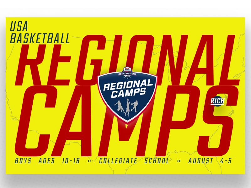 Richmond Boys Regional Camp