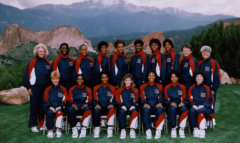 1992 U.S. Olympic Women's Basketball Team