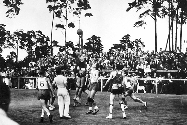 1936 Olympic Men's Game