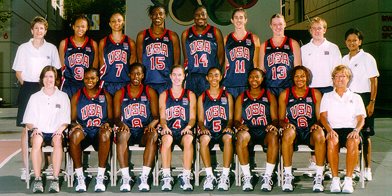 2005 USA Women's World University Games Team