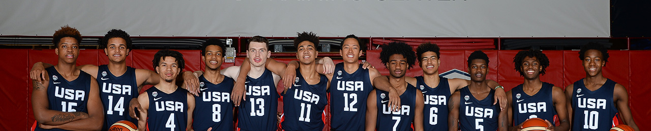 2018 USA Basketball Men's U18 National TEam