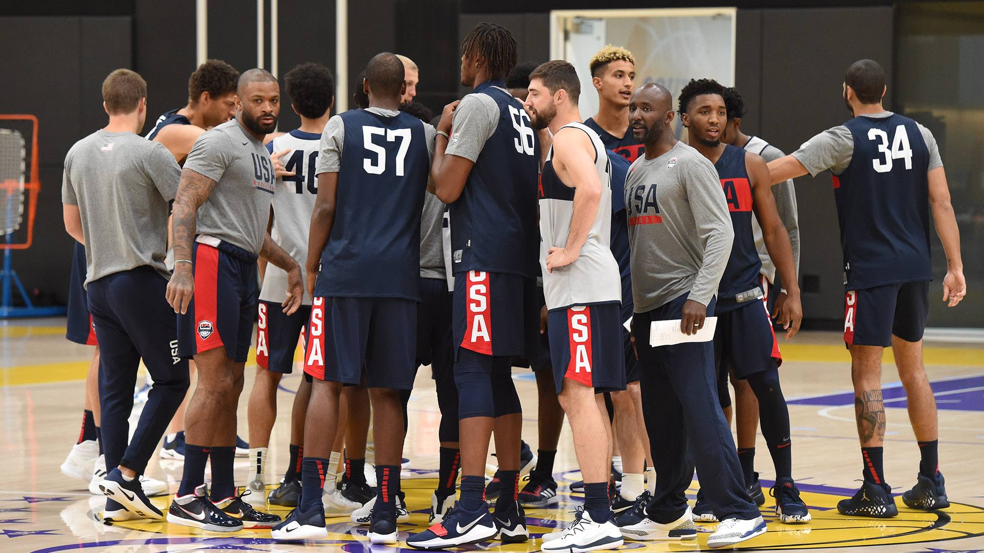 USA Basketball Men's National Team