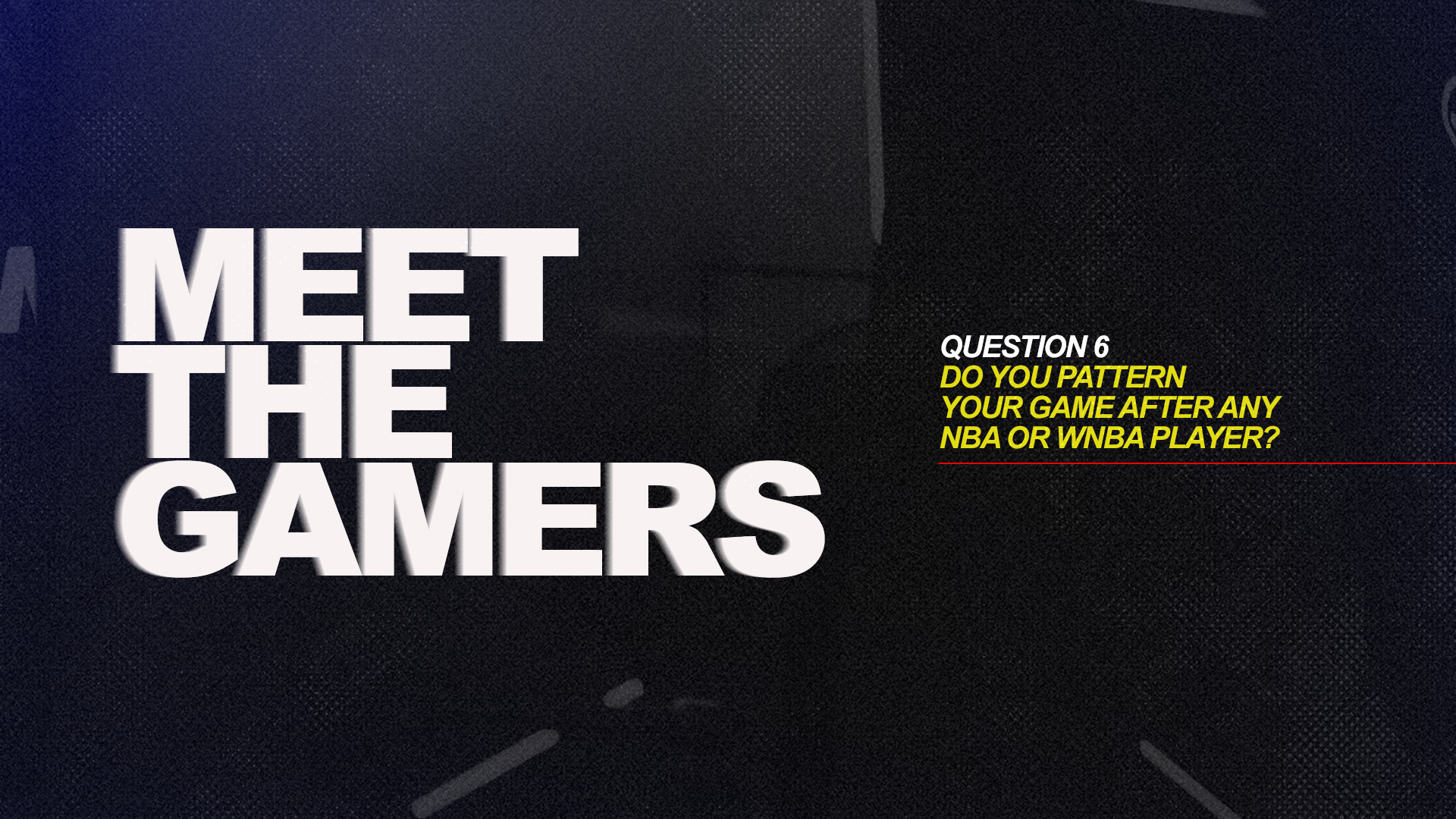 meet the gamers 6