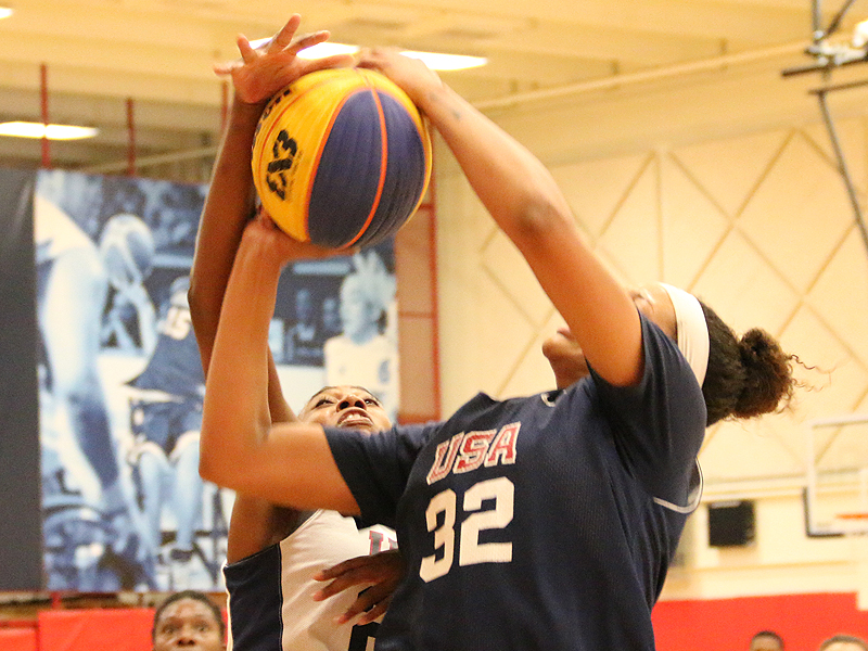 2016 USA Basketball 3x3 Women's National Tournament
