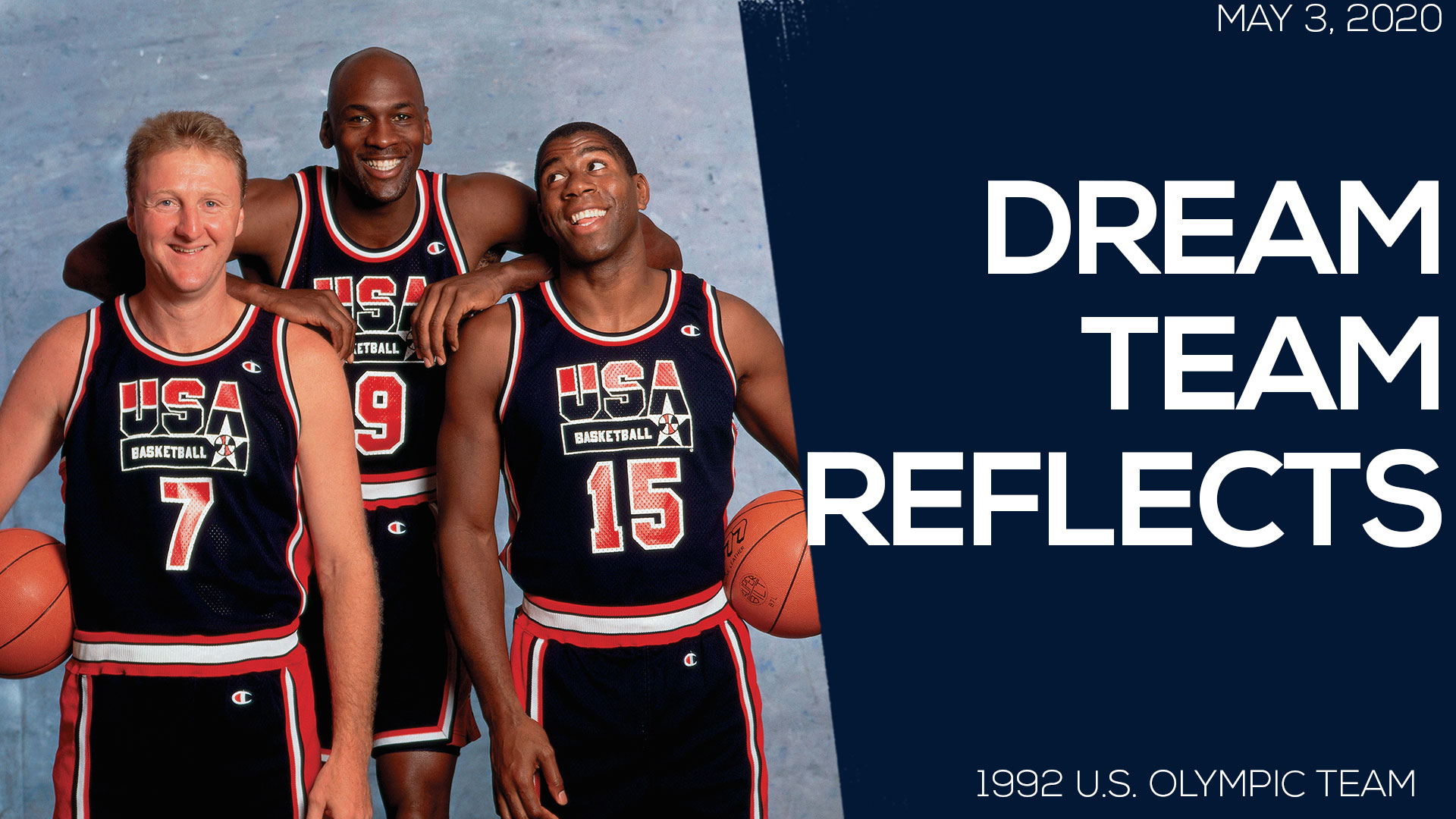 Dream Team Reisited