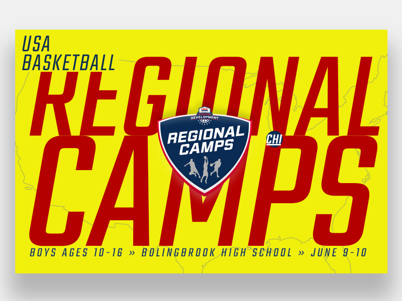 USA Basketball Chicago Boys Regional Camp