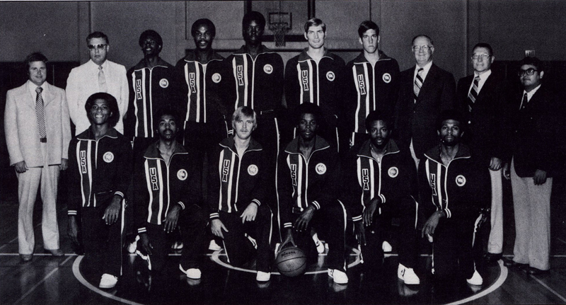 1978 USA Men's World Championship Team