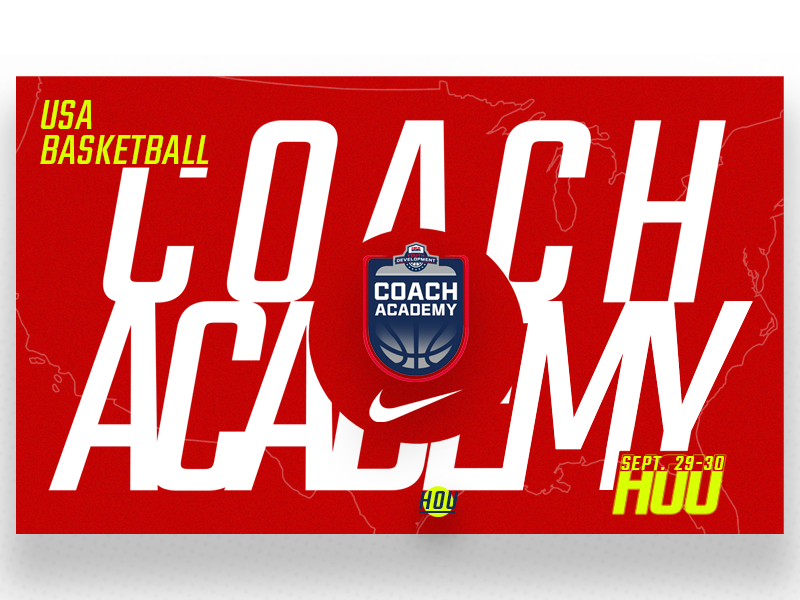 USA Basketball Houston Coach Academy
