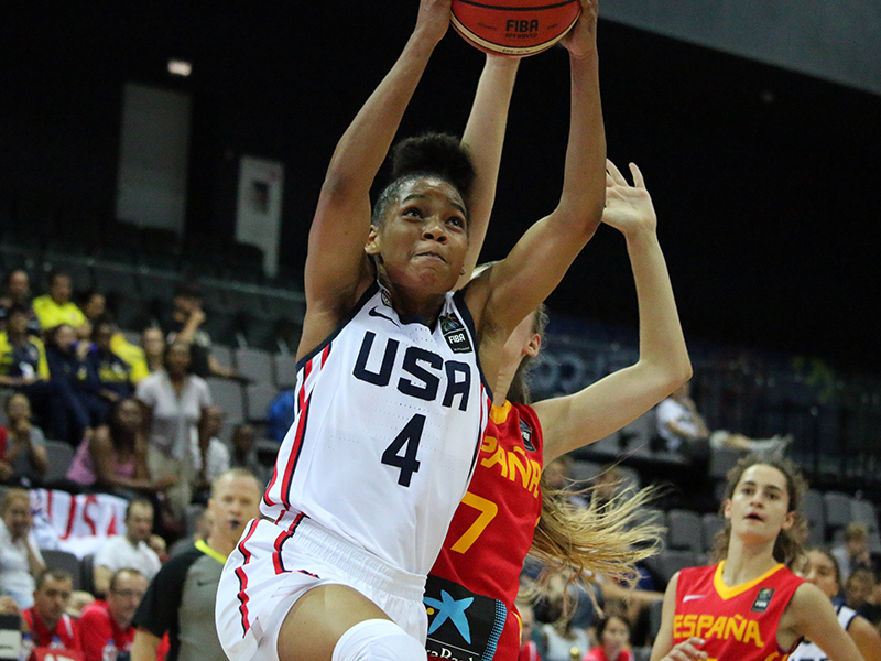 2018 USA BAsketball WU17