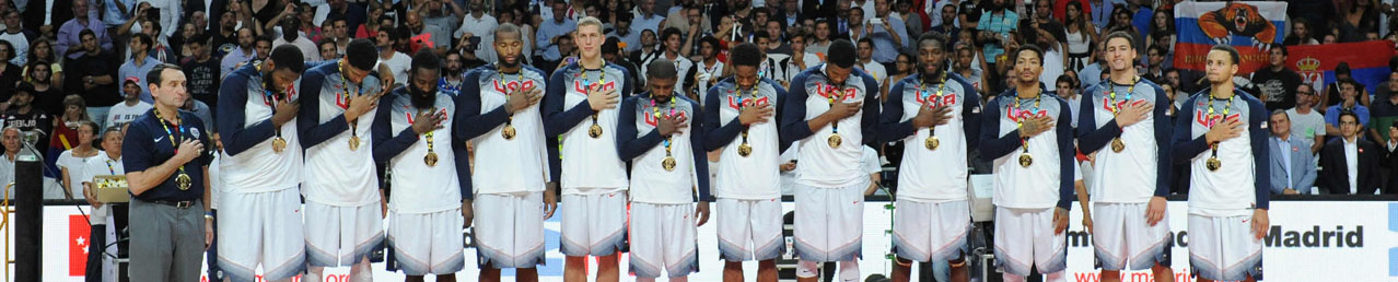 2014 USA Basketball Men's World Cup Team