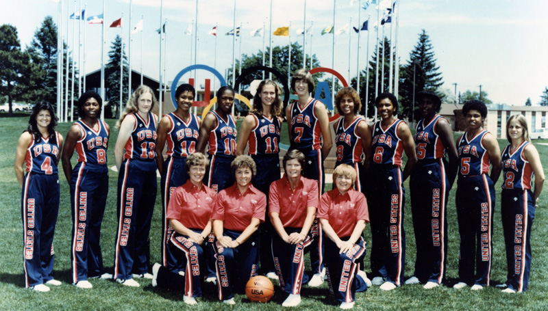 1983 USA Women's World Championship Team