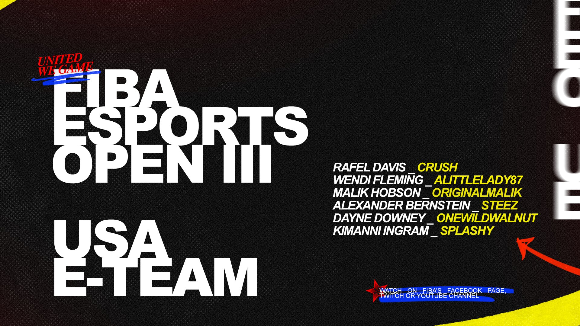 USA gaming team