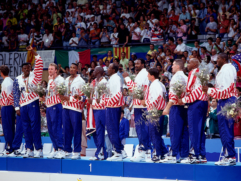 1992 U.S. Olympic Men's Basketball Team