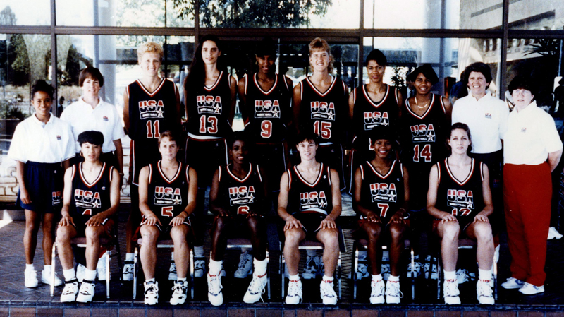 1993 USA Women's World Championship Qualifying Team