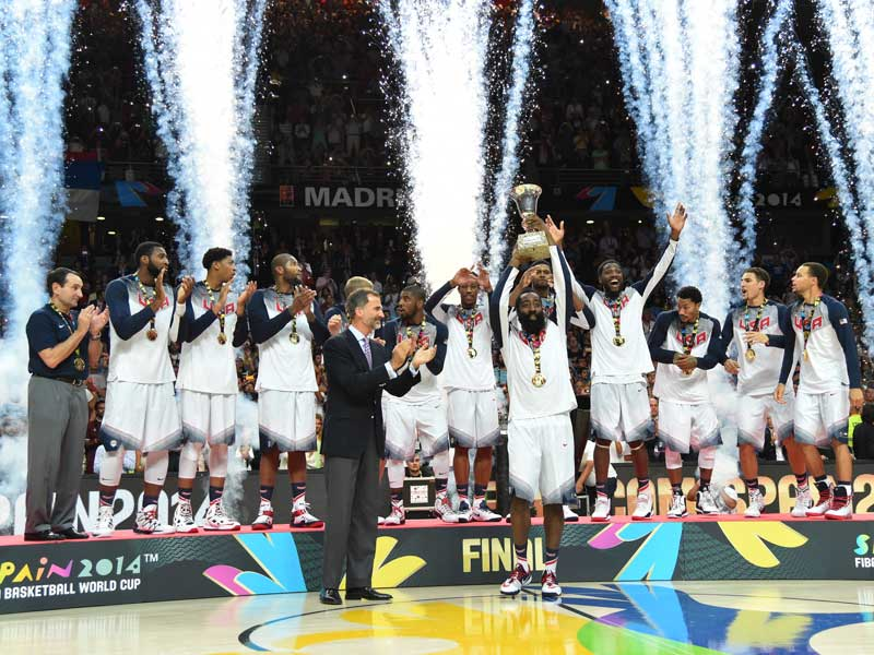 2014 USA Basketball Team of the Year