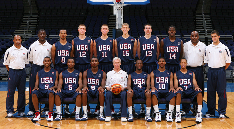 2008 USA Men's U18 National Team