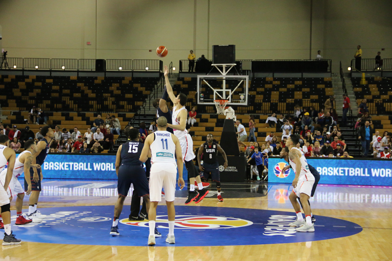 WCQ Game 1 vs Puerto Rico Gallery