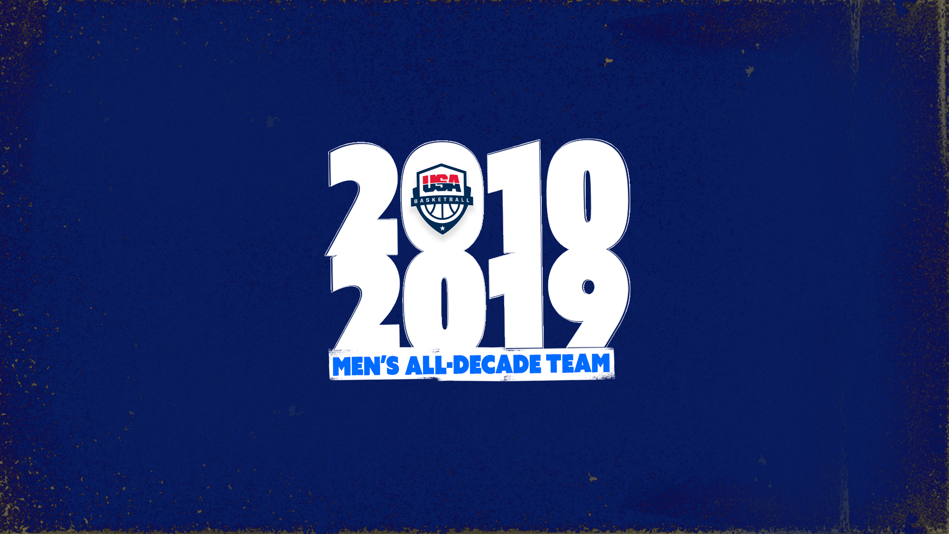 USA Men's All-Decade Team