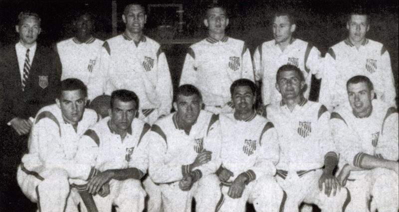 1959 USA Men's World Championship Team