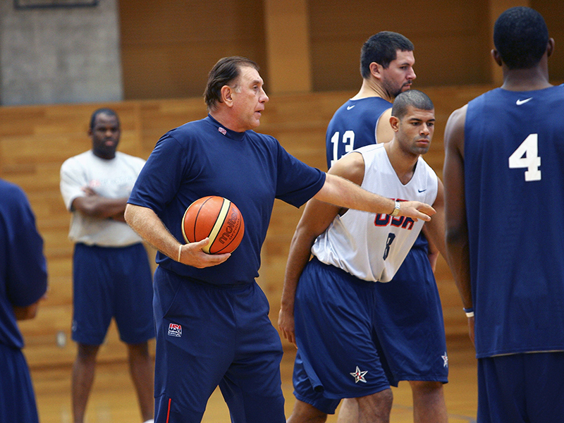 05 2006 Rudy Tomjanovich  japan GettyImages 71737970jpg
