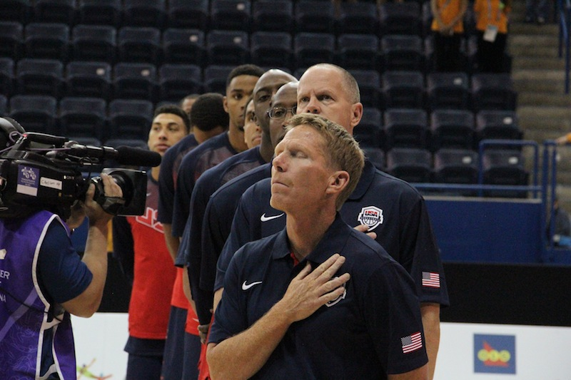 U.S. Pan American Games Men's Basketball Team